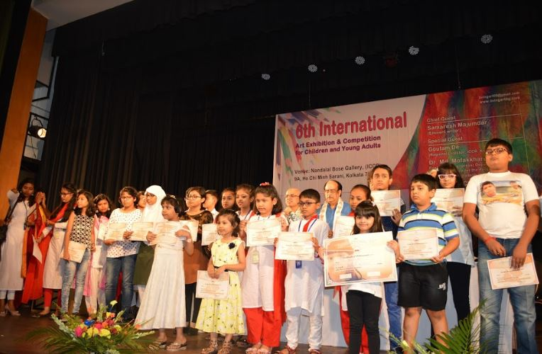 International Exhibition & Competition for children & Young Adults 2019